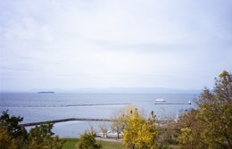 Lake Champlain, from Burlington.