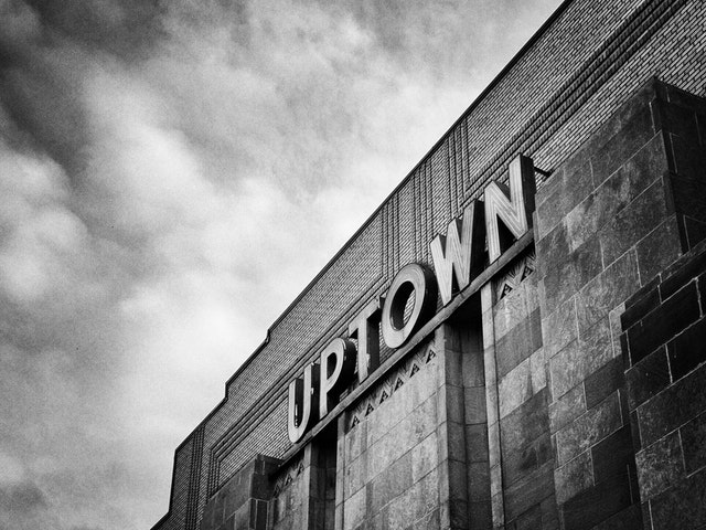 The Uptown Theater in Cleveland Park.