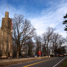 Washington Memorial Chapel, Valley Forge, PA.