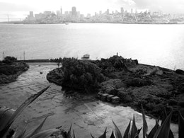 San Francisco, from Alcatraz Island.