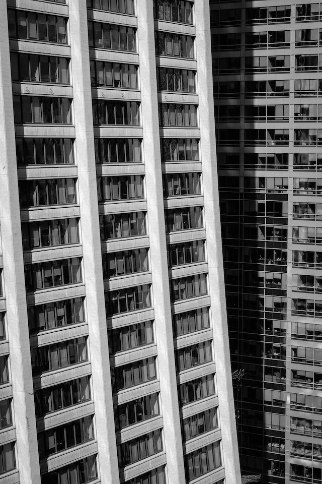 Chase Tower in Chicago.