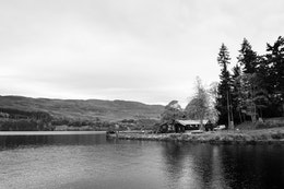 Loch Ness, in Fort Augustus.