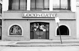 Loco Gato, a building in downtown Baltimore.