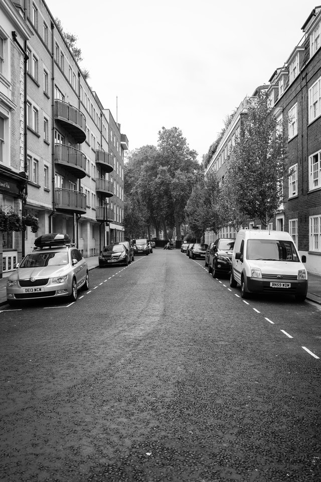 Rutherford Street, at the City of Westminster.