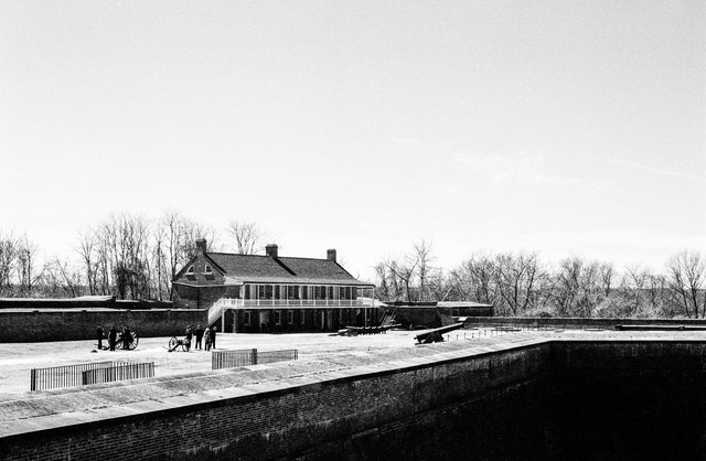 Fort Washington.