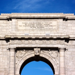 United States Memorial Arch, Valley Forge, PA.